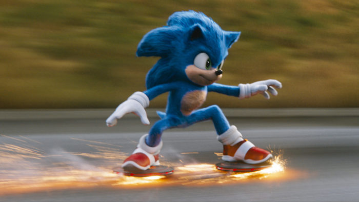how much money did sonic the hedgehog make