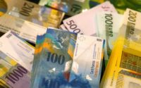 little money in swiss banks