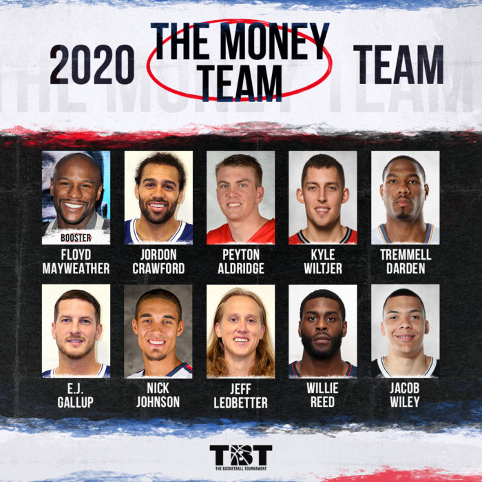 the money team tbt roster