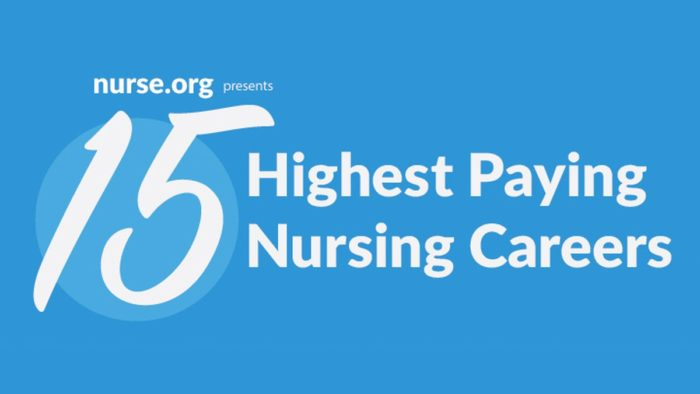 what type of nurse makes the most money
